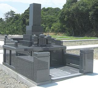 規格墓地5.0㎡タイプ