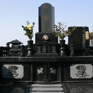 自由墓地イメージ